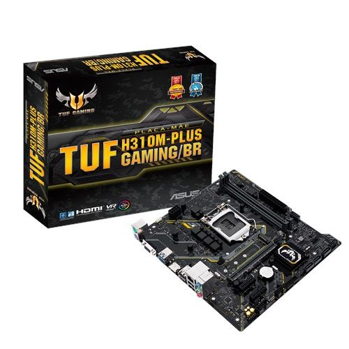 M1151P - ASUS TUF H310M-PLUS GAMING/BR DDR4