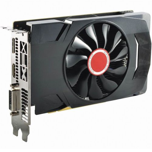 Placa de Video AMD Radeon RX 560D 4GB DDR5 128bits XFX - ( 1x DVI / 1x HDMI / 1x DisplayPort) - RX-560D4SFG5