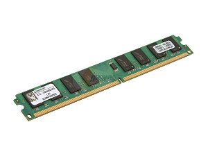Memória DDR2 2GB 800MHz CL6 Kingston OEM (KVR800D2N6/2G)