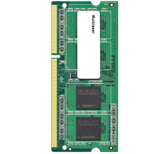Memória de Notebook 8GB DDR3 1600MHZ CL11 Multilaser (MM820/PPB)
