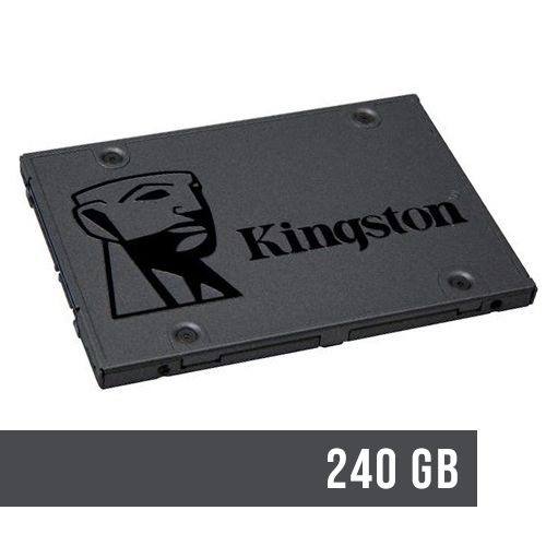 SSD 240GB 2.5 SATA3 Kingston A400 (SA400S37/240G)