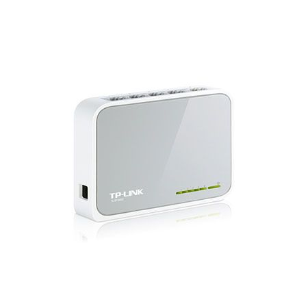 SWITCH 05P 10/100 TP-LINK TL-SF1005D