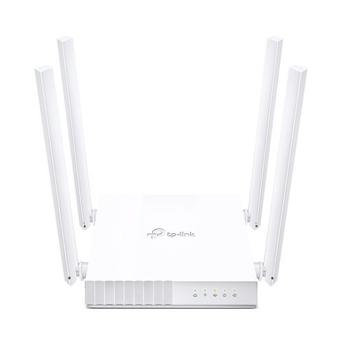 Roteador Wireless 750mbps 4 Antenas Dual Band TP-Link AC750 Archer C21