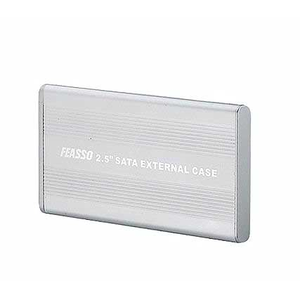 Case Externo USB 2.0 para HD 2.5 (Notebook) Feasso FAHD-01